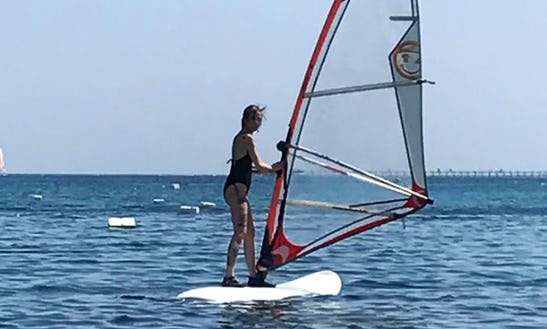 Wonderful Kiteboarding Experience In Red Sea Governorate, Egypt