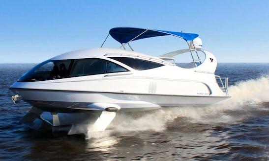 Motor Yacht Rental In Saint Petersburg