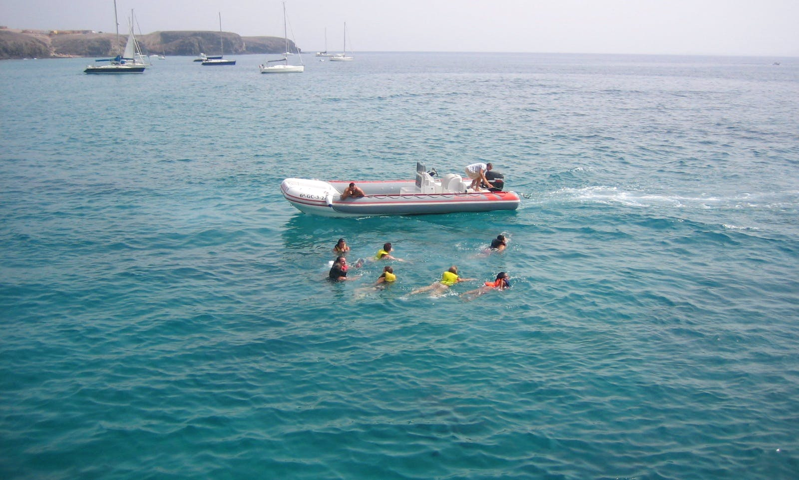 Prestige 720 Rigid Inflatable Boat  in Playa Blanca