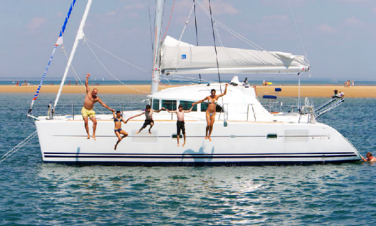 Enjoy Sailing With Friends And Family On 38' Lagoon Cruising Catamaran In Sant Antoni De Portmany, Spain