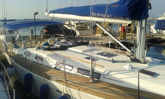 Cruising Monohull Rental In Lefkada