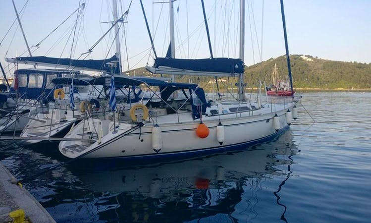 Sailing charter with drinks included for 12 guests in Skiathos, Greece