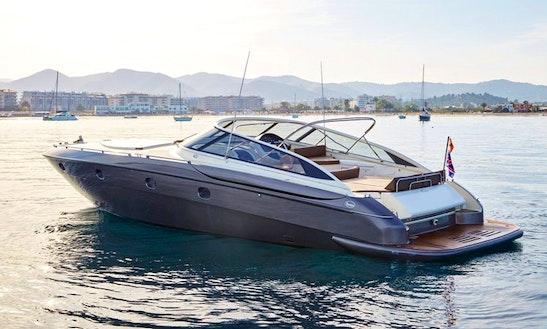 Charter 56' Baia Power Mega Yacht In Balears, Spain