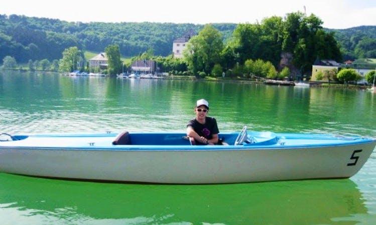 Bass Boat rental in 5163 Mattsee  Austria