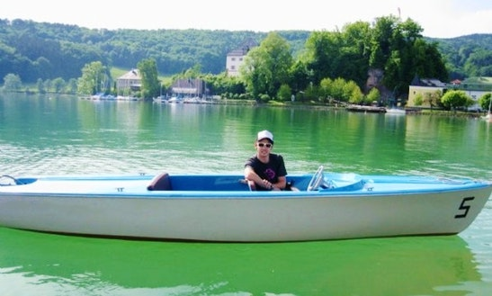Bass Boat Rental In 5163 Mattsee  Austria