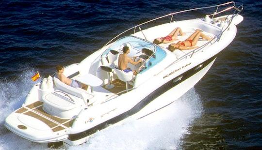 Explore Marina Salinas Torrevieja In Valenciana On 25' Rio 750