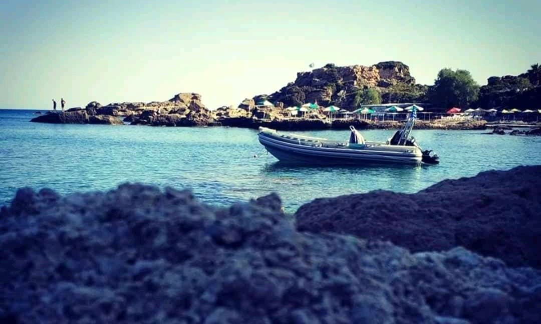 Enjoy a Private Tour on RIB For 6 People in Rodos, Greece