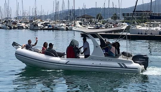 Cinque Terre Tour - Dinghy Rental In La Spezia