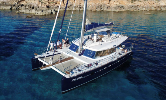 Charter This 62' Sunreef Cruising Catamaran With Skipper In Eivissa, Spain