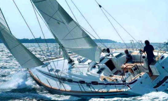 46' Bavaria Cruising Monohull In Sant Antoni De Portmany, Spain For Charter