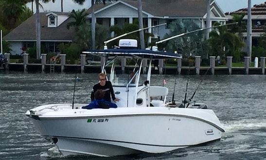 Center Console Fishing Charter In Miami Beach