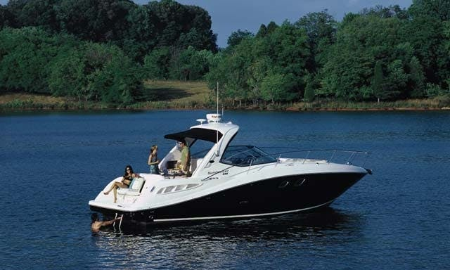 Rent this 36 foot Yacht in Lewisville for some luxurious fun