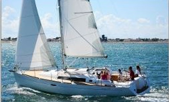 Sail With Style Aboard A Beneteau 37 Sailing Yacht In Dana Point, California