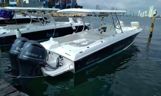 Azahar 38Ft speedboat