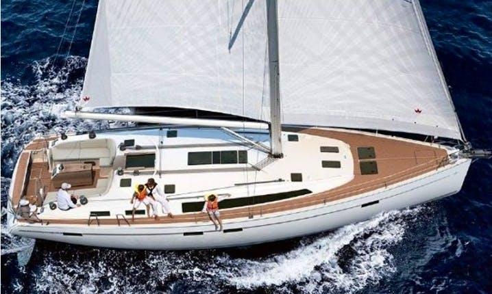 Enjoy Sailing With Friends on 51' Bavaria Cruiser - My Way One in Sukošan, Croatia