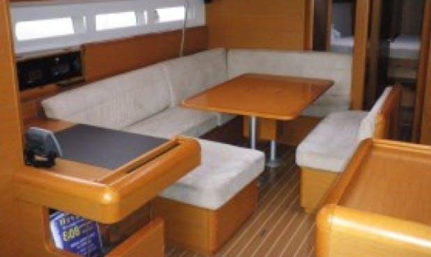 50' Sun Odyssey - Katrina Cruising Monohull Charter in Sukošan, Croatia