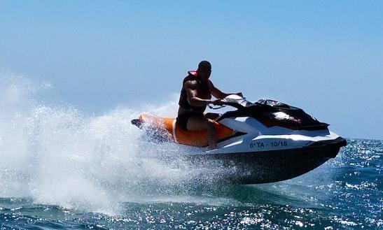 Jet Ski Rental In Vilanova I La Geltrú