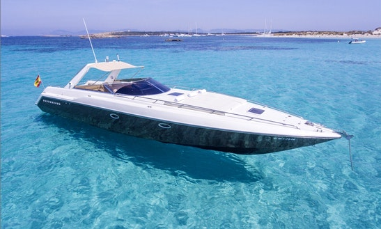 Charter The Yacht Of Your Dreams Sunseeker Thunderhawk 43 In Santa Eulària Des Riu