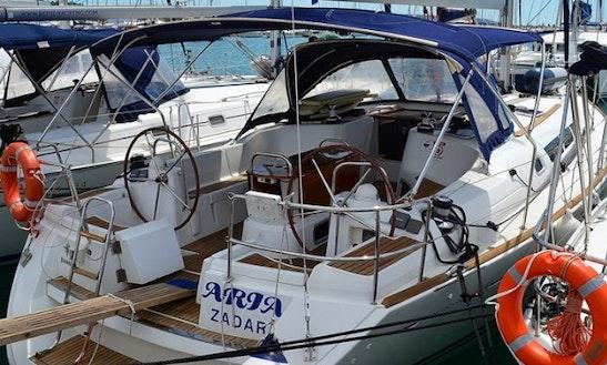 Charter This 10 Persons 44' Sun Odyssey - Aria Cruising Monohull In Sukošan, Croatia