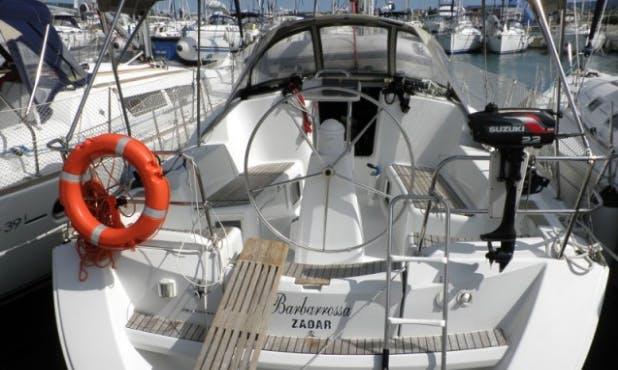 Charter This 36' Sun Odyssey - Barbarossa Cruising Monohull in Sukošan, Croatia