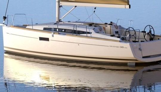 Amazing 34' Sun Odyssey - Mini Cruising Monohull In Sukošan, Croatia For Charter