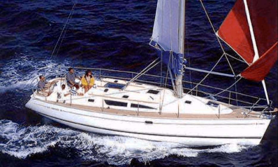 Amazing 40' Sun Odyssey available for charter in Toscana, Italy