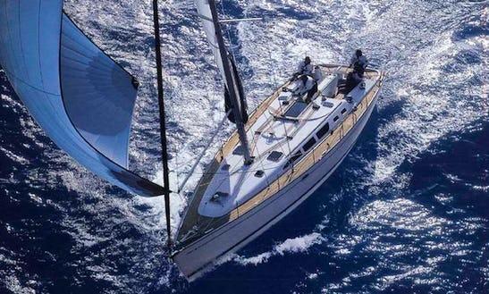 Explore Toscana, Italy Aboard Sun Odyssey 43 Cruising Monohull