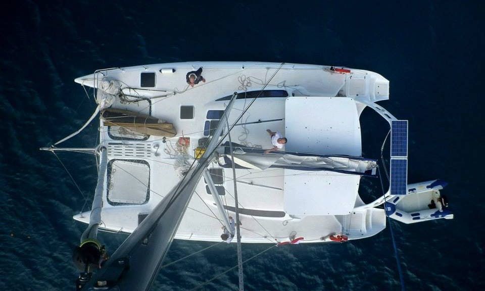 "An amazing charter experience on ""Lexi"" Cruising Catamaran in Nusapenida, Bali"