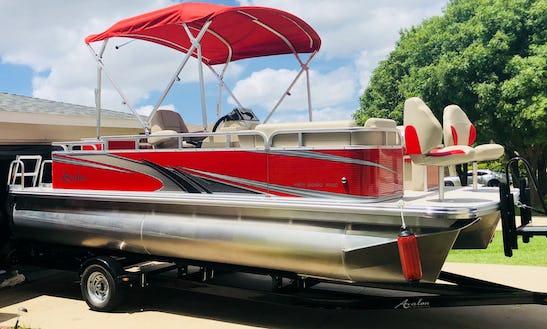 2018 Brand New Pontoon At Lewisville Lake!