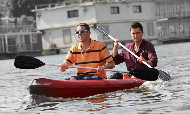 Kayaking: Adventurous way to explore Qasr Ad Dobarah, Egypt