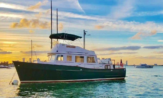 A Private Classic Experience On The Intracoastal