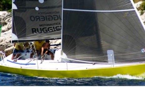 Rax Soxisix 32 Cruising Monohull Charter in Vibo Marina, Calabria