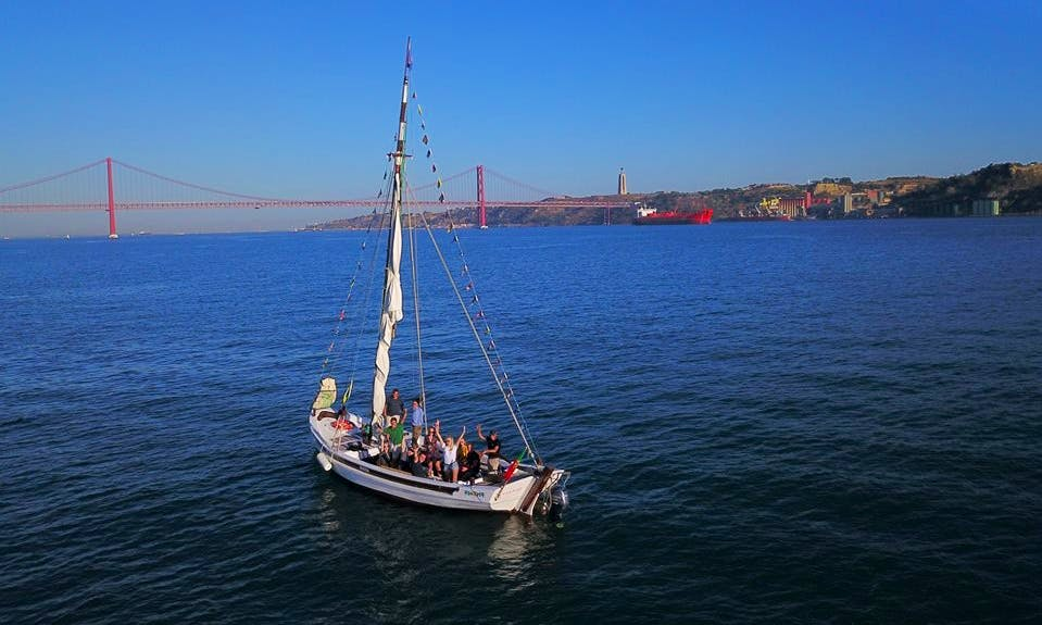 Typical Portuguese Wooden Boat Tour available in Lisboa, Portugal