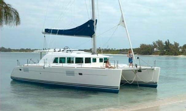 Have an amazing time in Vibo Marina, Calabria on Lagoon 40 Cruising Catamaran