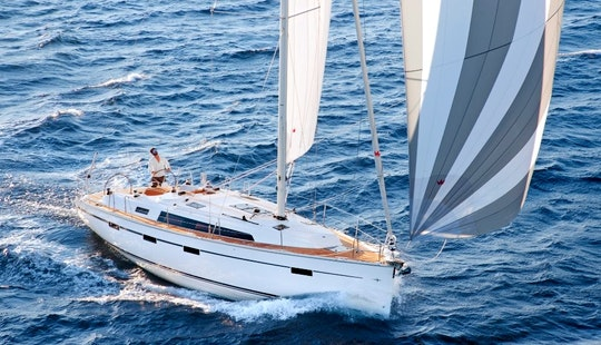 Fantastic Yvonne Monohull Available For Charter In Piraeus, Greece
