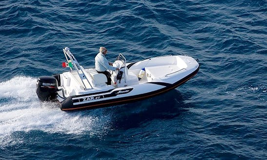 An Amazing Rental Experience In Vibo Marina, Calabria On A Rib