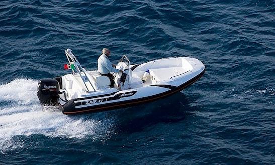 An Amazing Rental Experience In Vibo Marina, Calabria On A Rib
