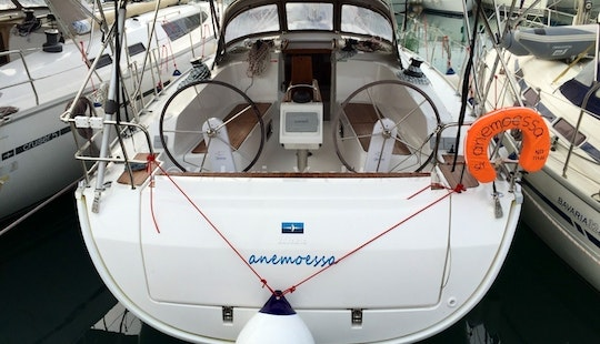 Have Fun In Pireas, Greece Aboard Anemoessa Cruising Monohull