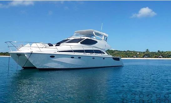 Have An Amazing Time In Zanzibar City, Tanzania On 55 Luxury Power Catamaran