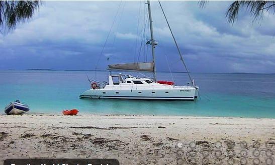 Hit The Water In Zanzibar City, Tanzania On Voyage 500 Cruising Catamaran
