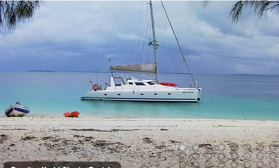 Hit The Water In Zanzibar City, Tanzania On Voyage 500 Cruising Catamaran