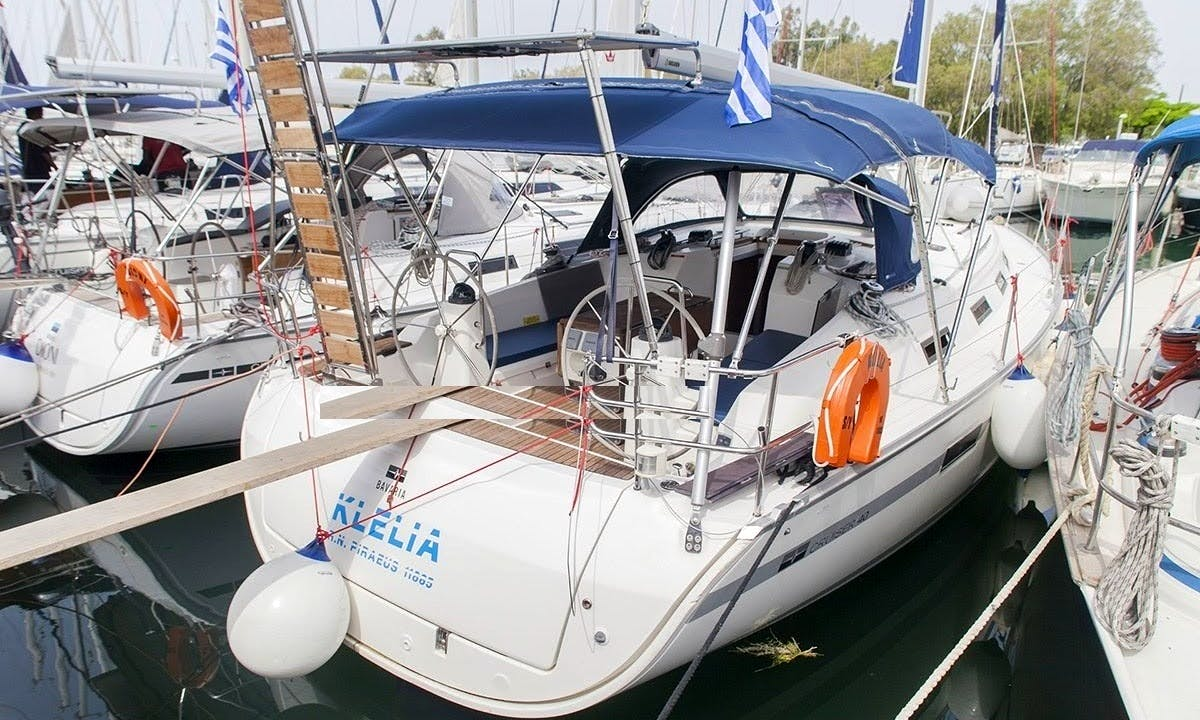 Klelia Cruising Monohull available for charter in Pireas, Greece