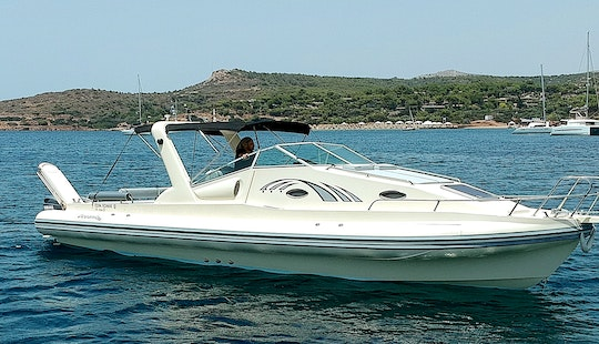 Oceanic Alegria 37ft Speedboat Rental In Porto Heli