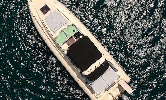 Speedboat Rental In Porto Heli - Oceanic Alegria 37ft