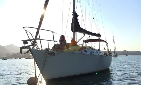Sunset Sailing Tour In Rio De Janeiro, Brazil On This Velamar Sailing Yacht
