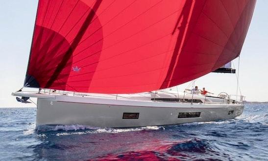 51' Beneteau Oceanis Cruising Monohull Charter In Paleo Faliro, Greece
