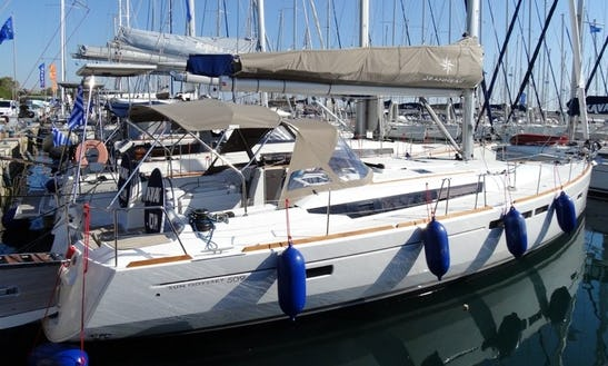 Charter The Yacht Of Your Dreams Sun Odyssey 509 Cruising Monohull In Athens, Greece