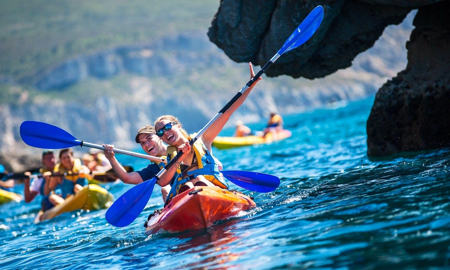 Reserve a Kayak in Sesimbra, Today!
