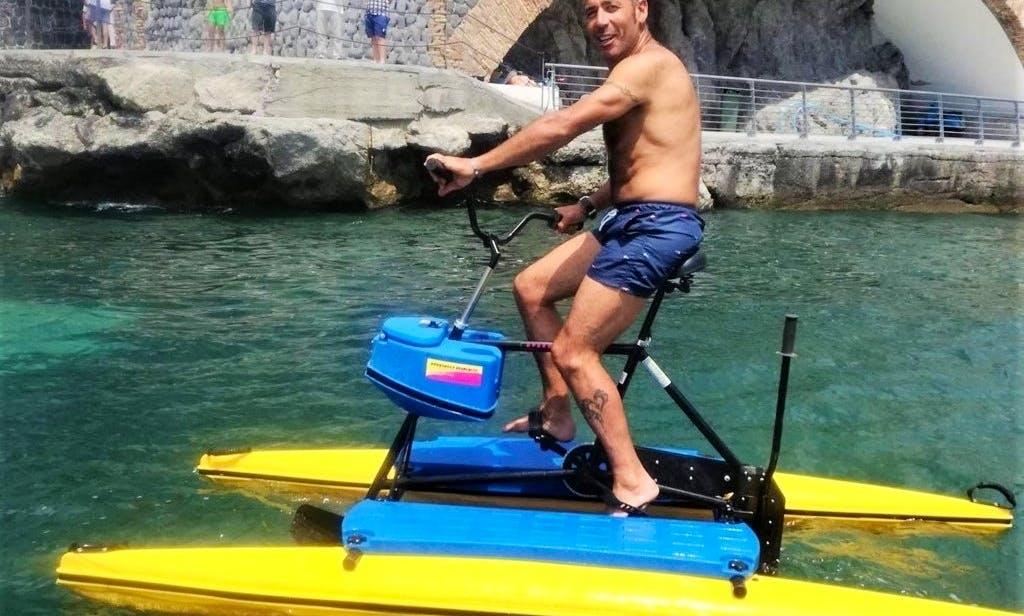 Paddle Boat in Amalfi