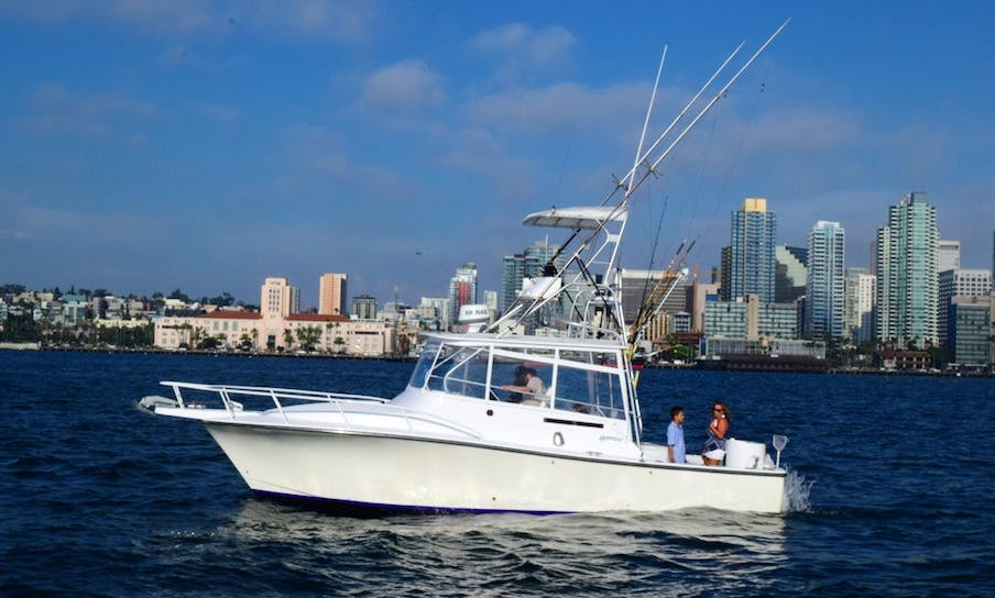 Sport Fishing Charter in San Diego